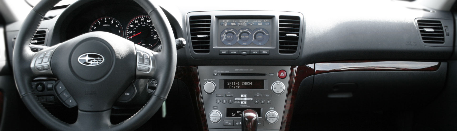 Subaru Tribeca Custom Dash Kits