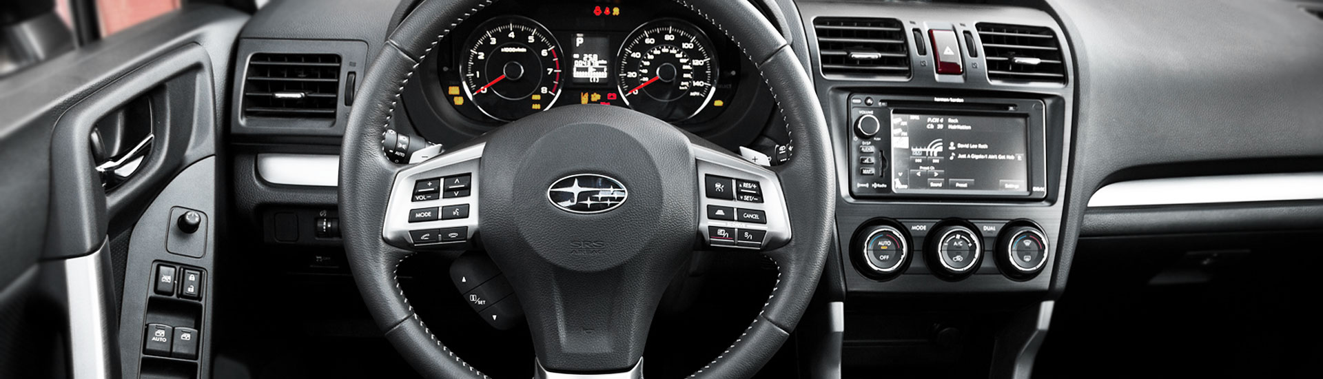 Subaru XT Custom Dash Kits