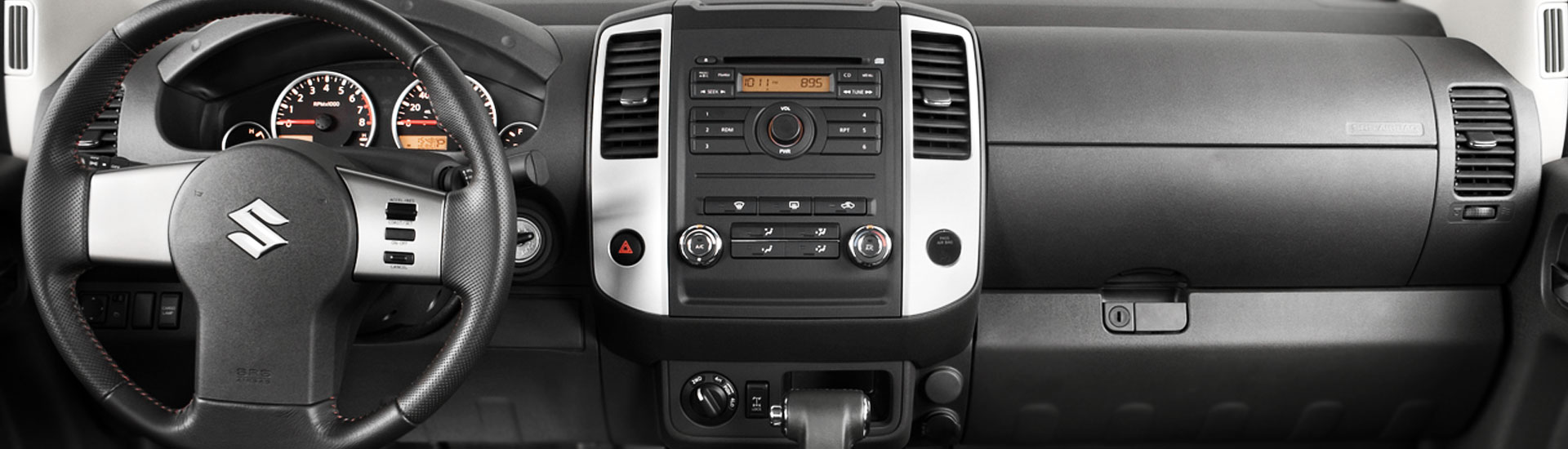 2010 Suzuki Equator Custom Dash Kits