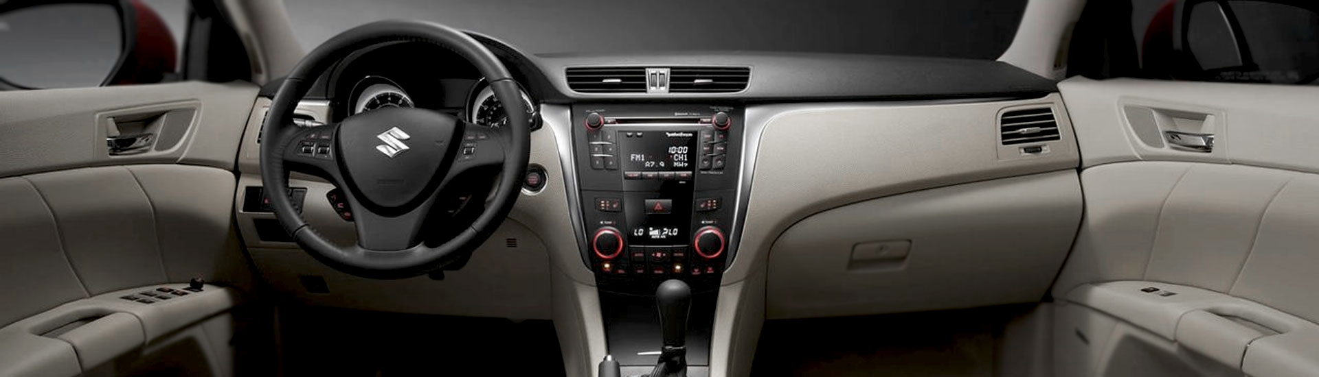 Suzuki Kizashi Custom Dash Kits