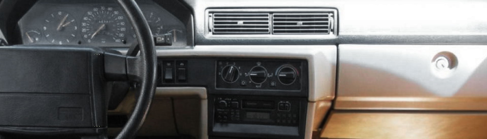 Volvo 740 Custom Dash Kits