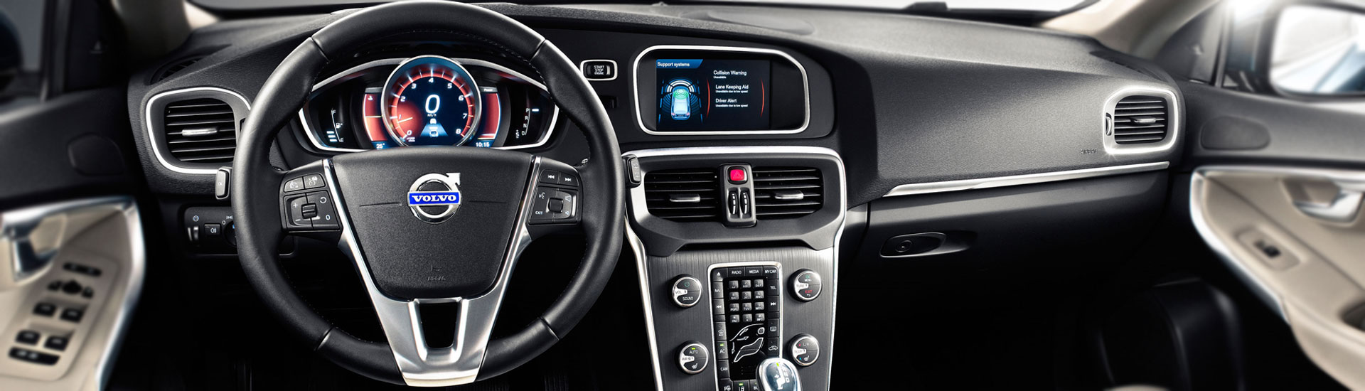 Volvo V40 Custom Dash Kits