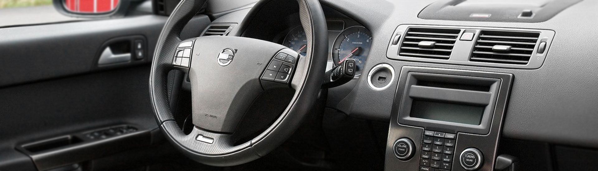 Volvo V50 Custom Dash Kits