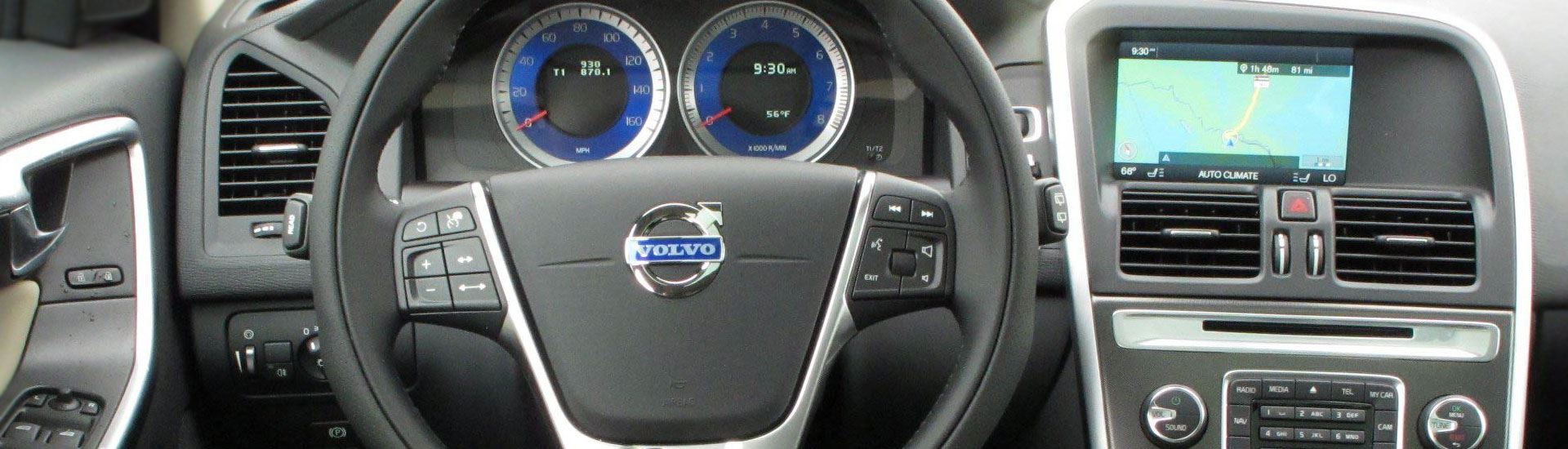 Volvo XC60 Custom Dash Kits