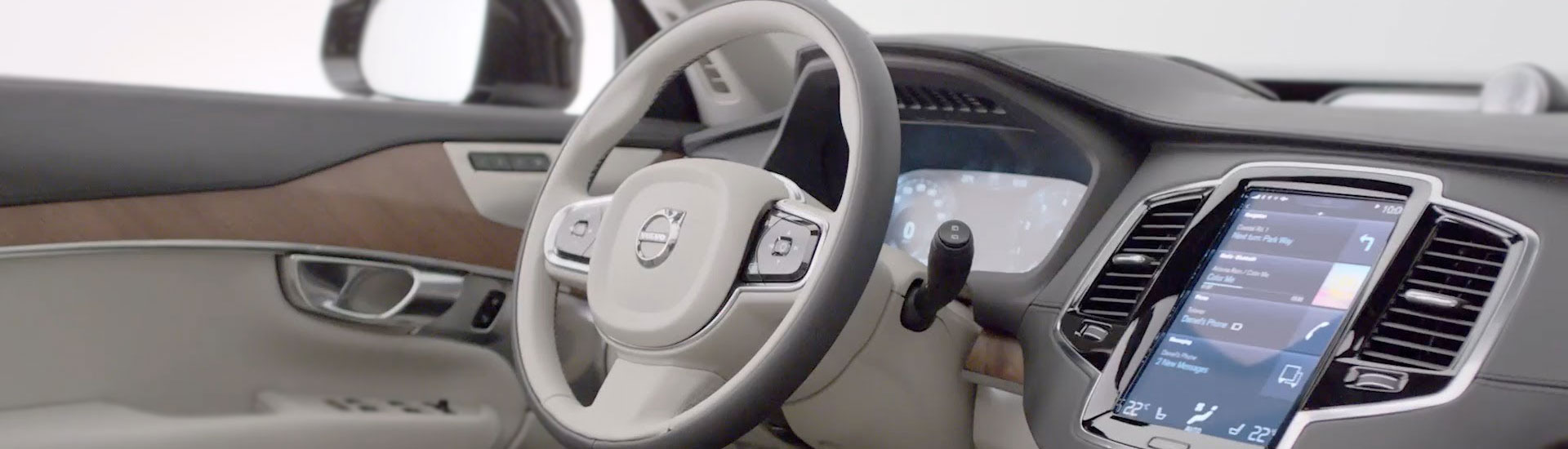 Volvo XC90 Custom Dash Kits