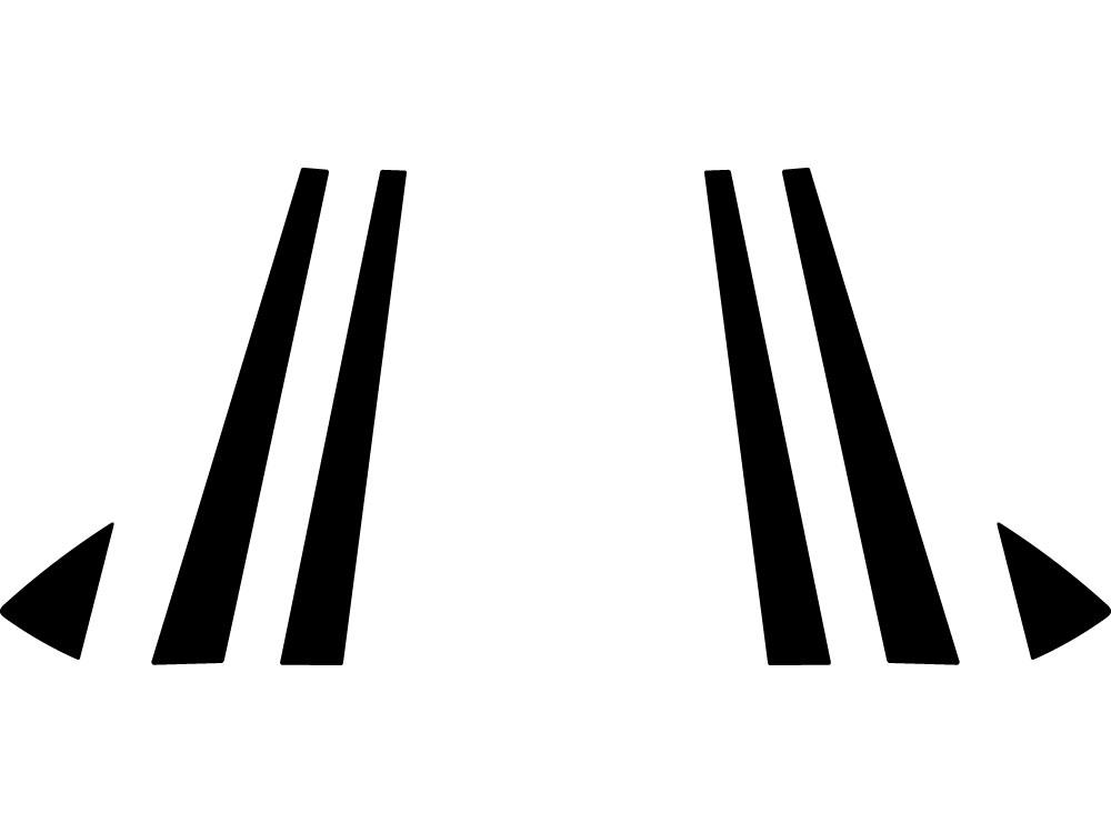 acura legend sedan 1991-1995 pillar post trim diagram