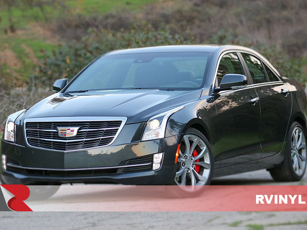 Cadillac Ats Sedan 2013 2017 Pillar Post Trim Diy Door Trim Kit