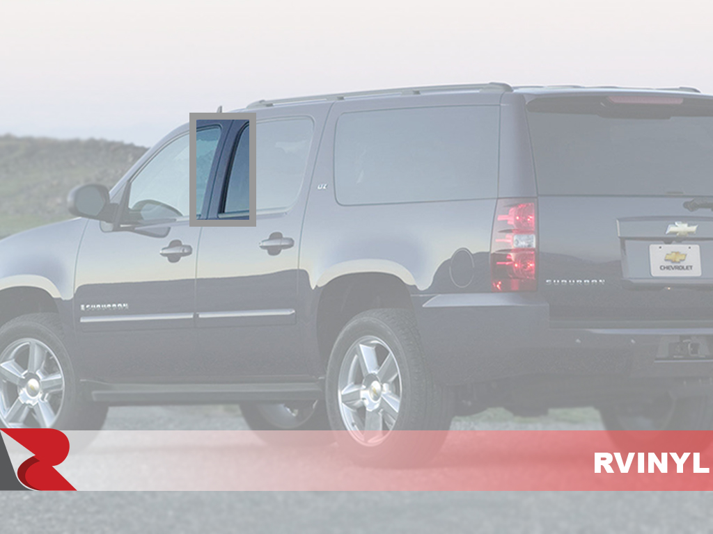 Chevrolet Suburban 2007-2014 How To Install Pillar Post Trim