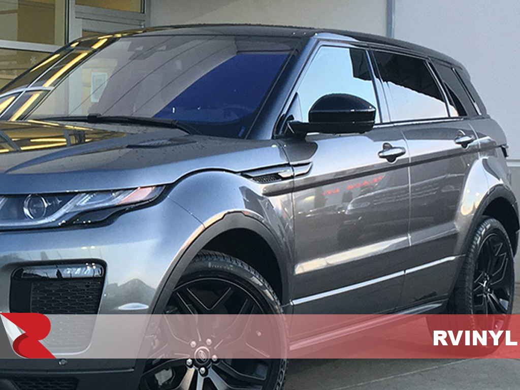 Land Rover Range Rover 4 Door Evoque 2012-2017 Carbon Fiber Pillar Trims