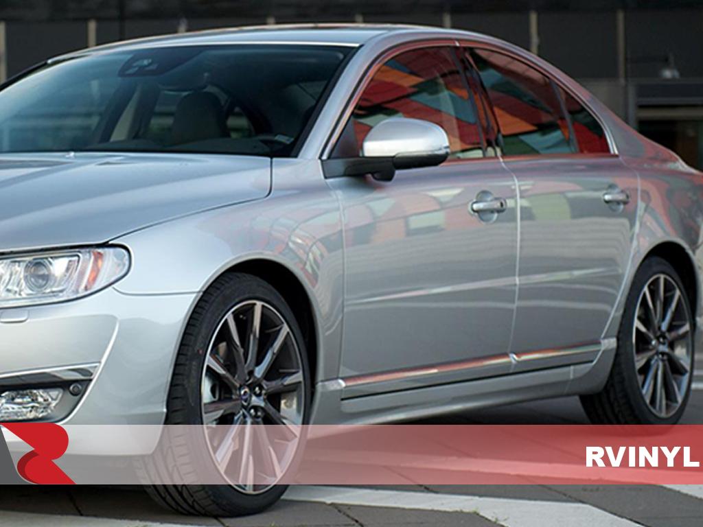 Rvinyl Rtint Headlight Tint Covers for Volvo S80 2007-2013 ...