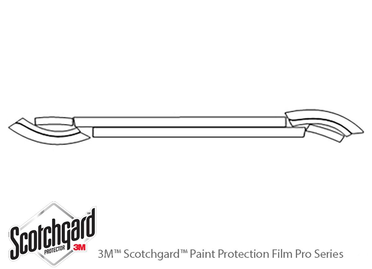 BMW X5 2011-2013 PreCut 3M PRO Series Paint Protection Film Clear Bra PPF Kit