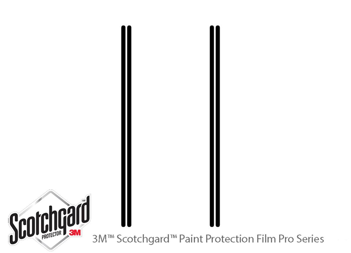 Range Rover Velar 2018-2019 PreCut 3M PRO Series Paint Protection Clear Bra PPF