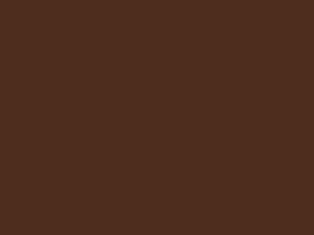 3M 50 Scotchcal Brown Color Swatch