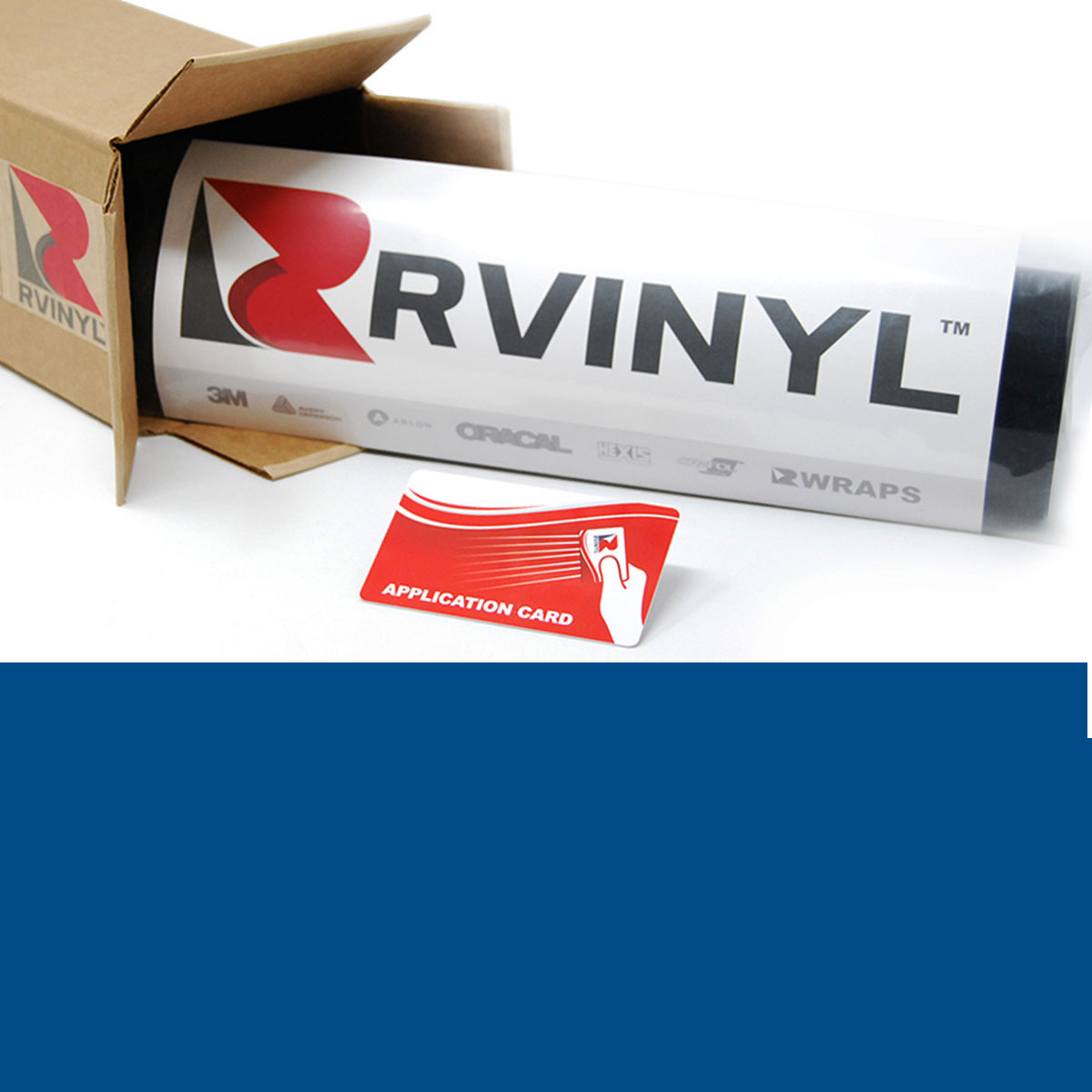 """photograph relating to 3m Printable Vinyl referred to as 3Mâ""""¢ 7125 Scotchcal Picture Movie - Shiny Blue"""