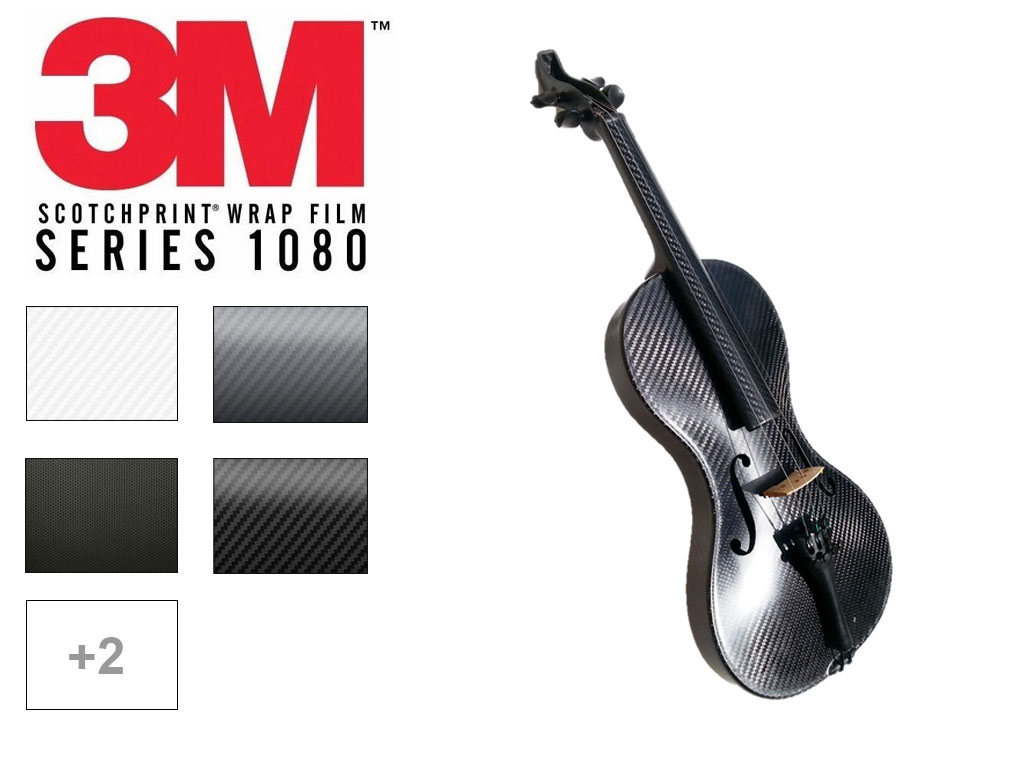 3M™ Carbon Fiber Violin Wrap