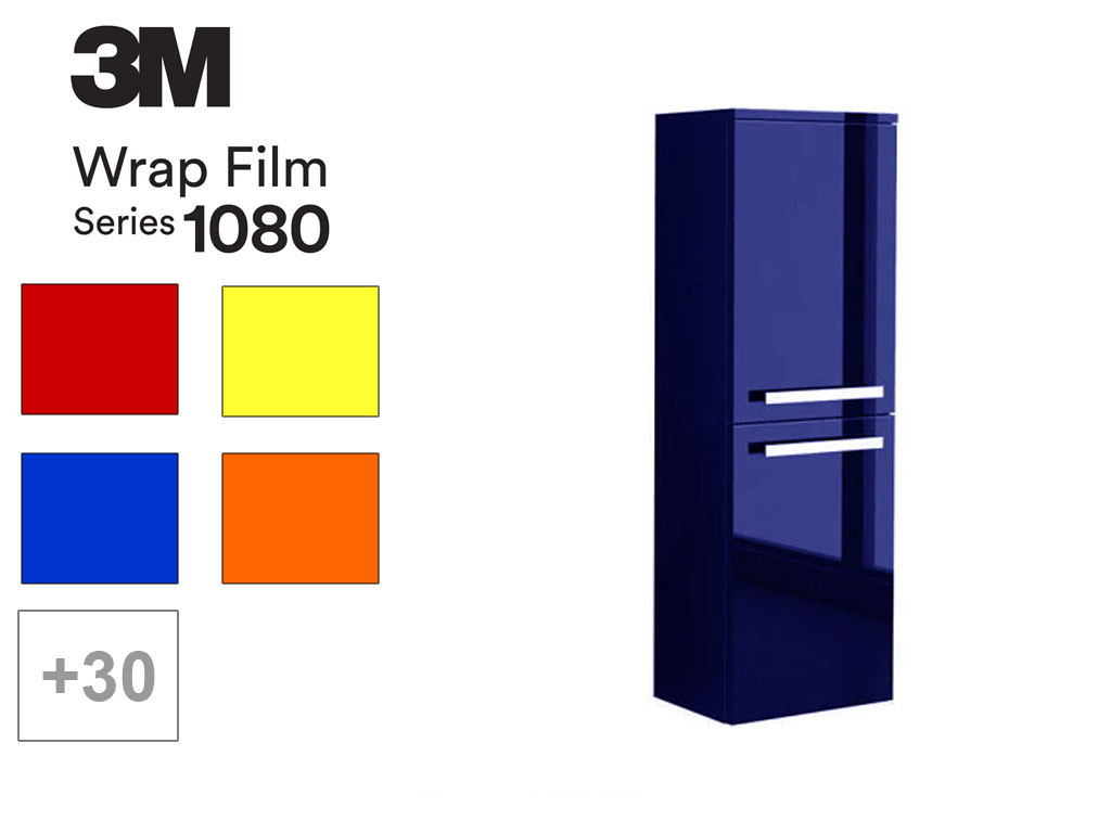 3M™ 1080 Gloss Cabinet Wraps