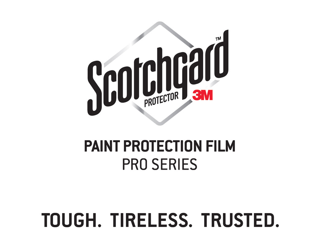 3M Scotchgard Pro Series Matte Paint Protection Film