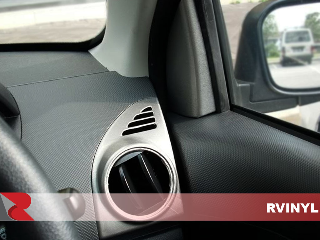 3M 1080 Series Brushed Aluminum Interior Rwrap