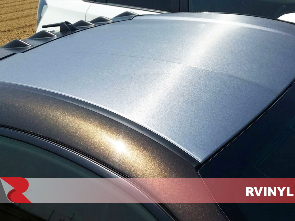 3M 1080 Series Brushed Aluminum Sunroof Rwrap