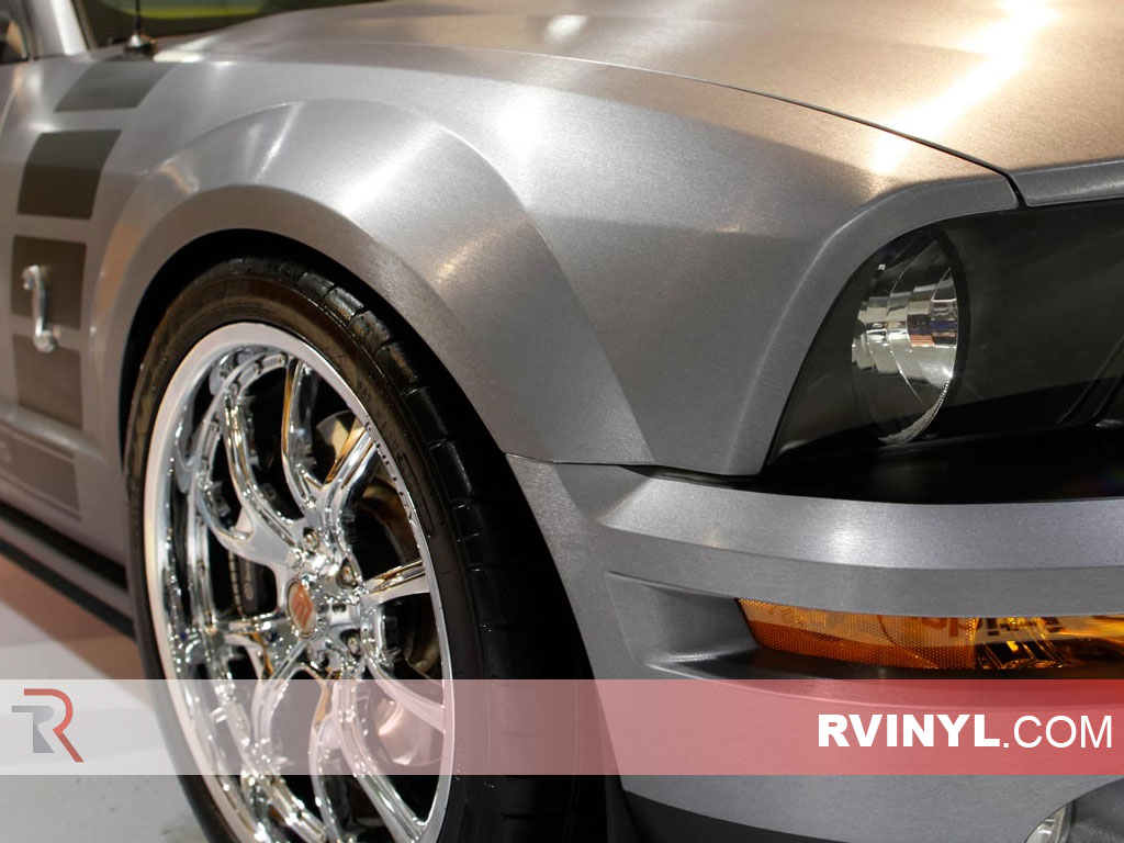3M™ Brushed Aluminum Vinyl Wraps - 1080 Series