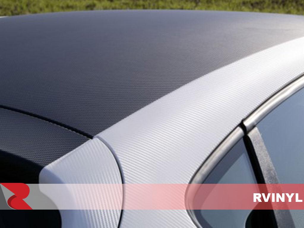 Carbon Fiber White 3m Wrap 1080 Series Wrap Film