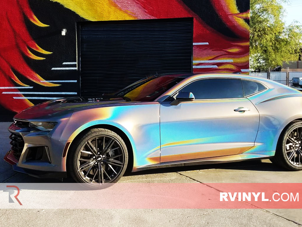 3M™ Wrap Film Series 1080 - Gloss Flip Psychedelic
