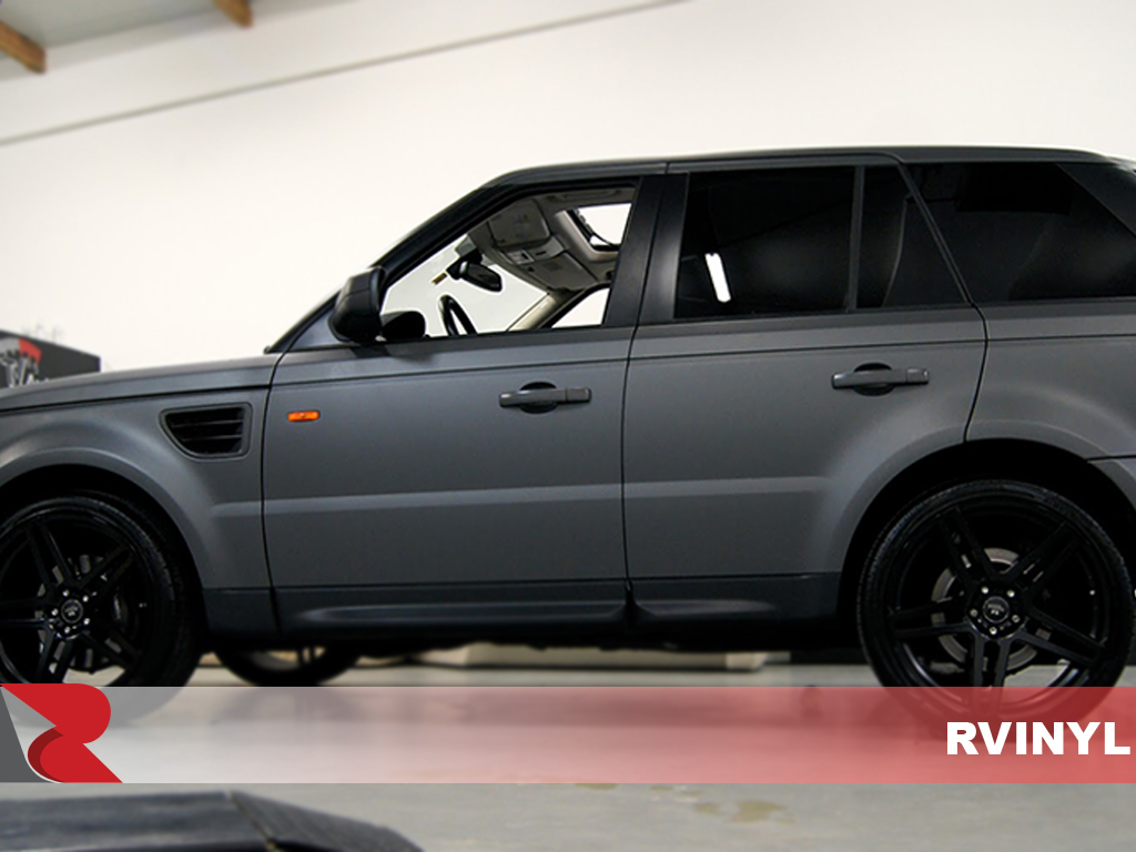 Matte Grey Car >> 3m Wrap Film Series 1080 Matte Dark Gray