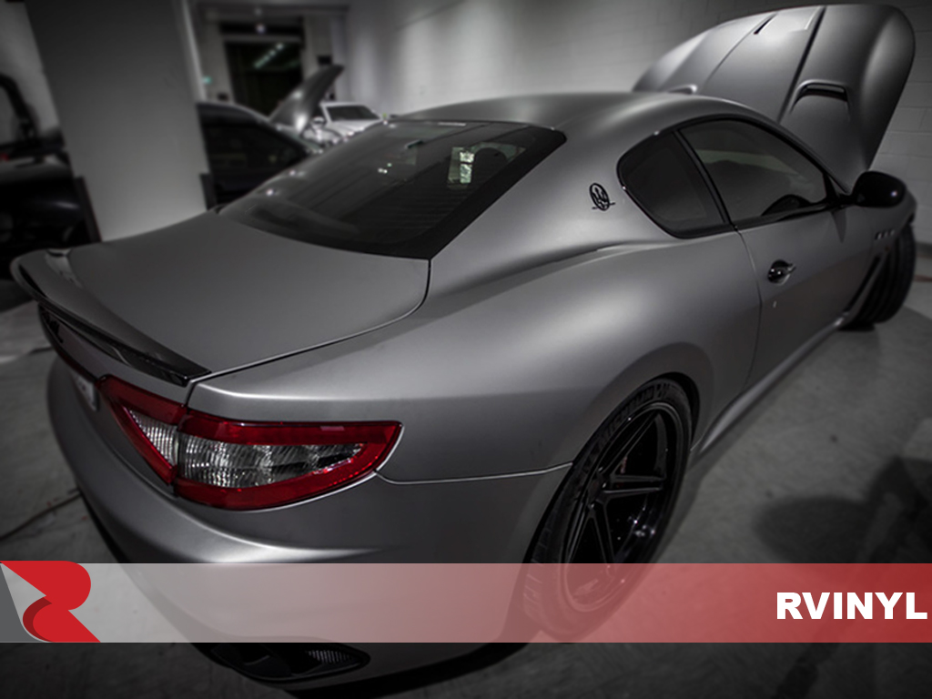 3M™ Wrap Film Series 1080 - Matte Gray Aluminum (Replaced by 3M™ 2080) - 3M--M230