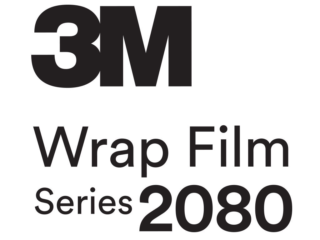 3M Wrap Film Series 2080 Logo