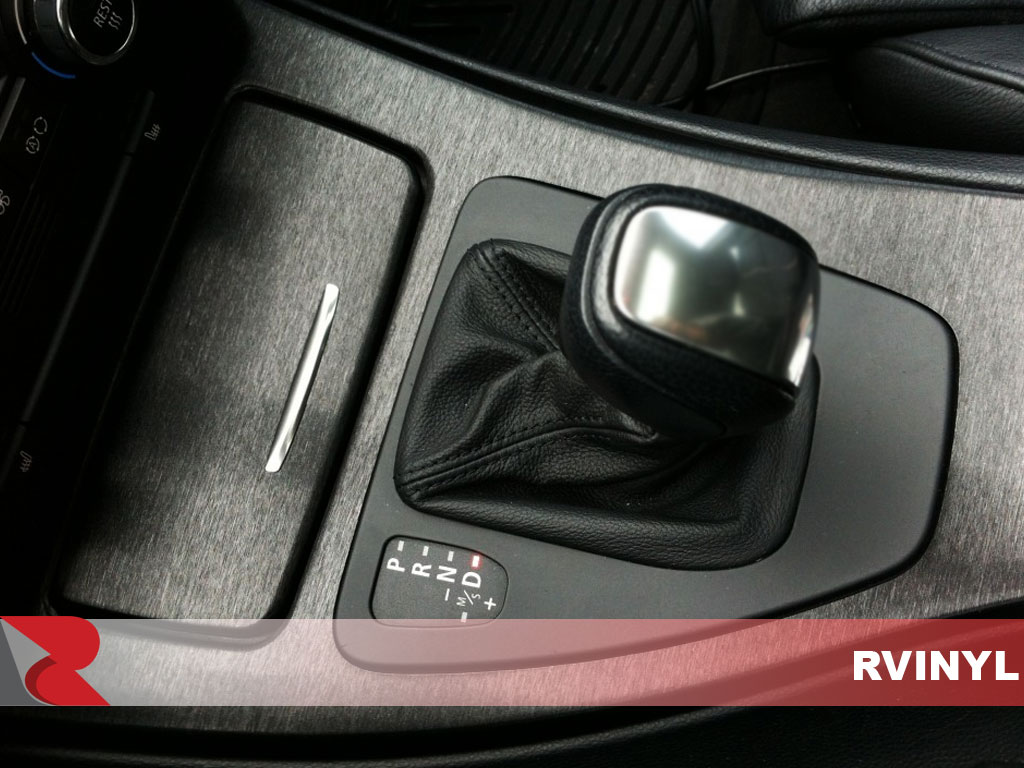 3M 2080 Series Brushed Black Shift Control Rwrap