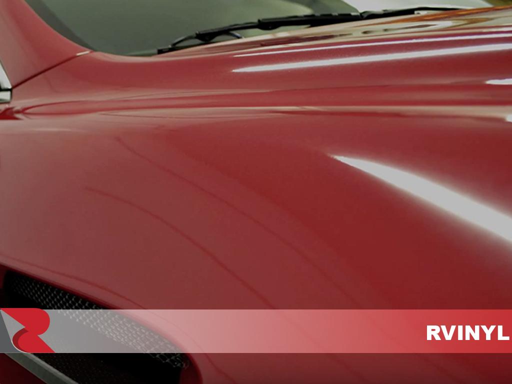 Gloss Red Metallic 3m Wrap 2080 Series Wrap Film