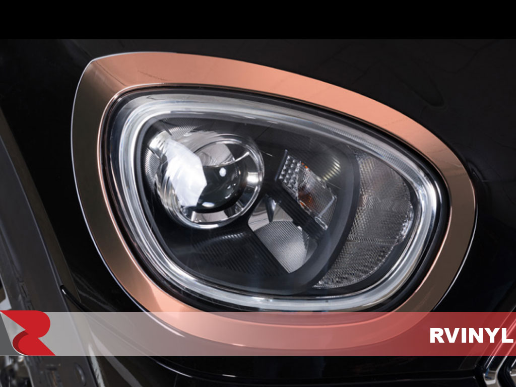 Avery Conform Chrome Headlight Bezel Accent