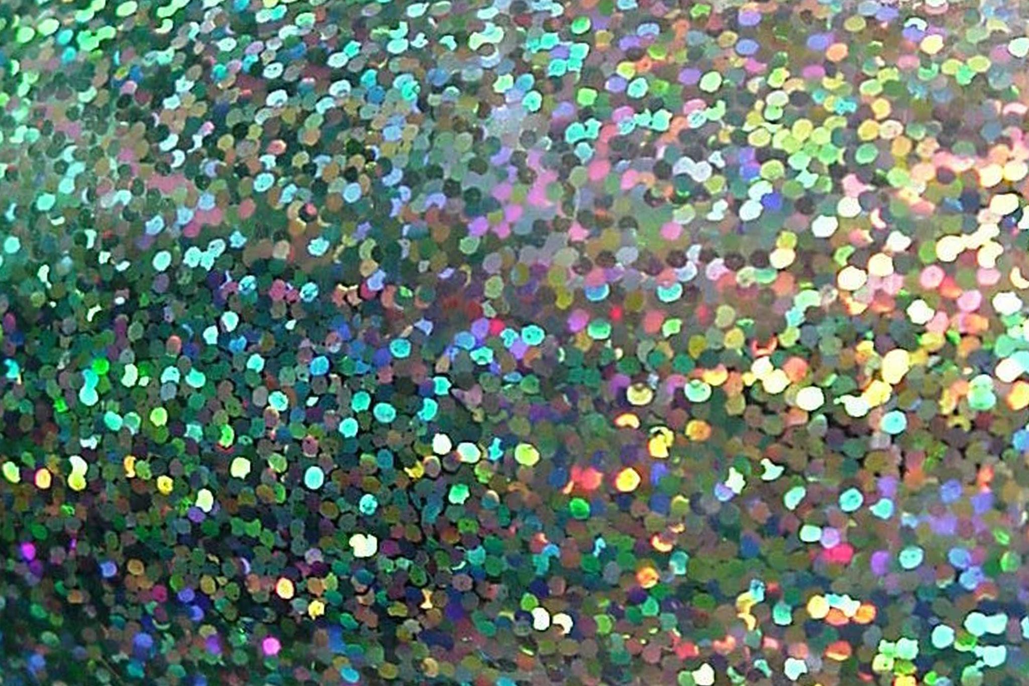 Avery™ SF100 - Confetti Metalized Film | Metalized Craft Film