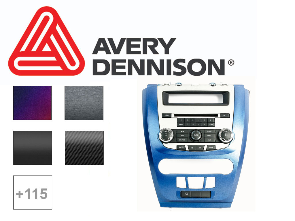 Avery SW 900 Dash Kit Film