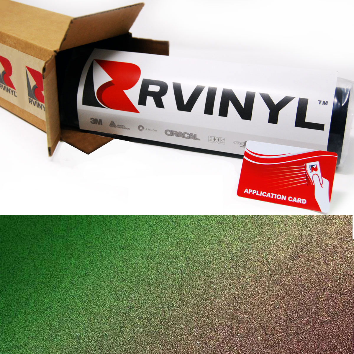 Gloss Urban Jungle ColorFlow Avery SW900 Supreme Wrapping Film
