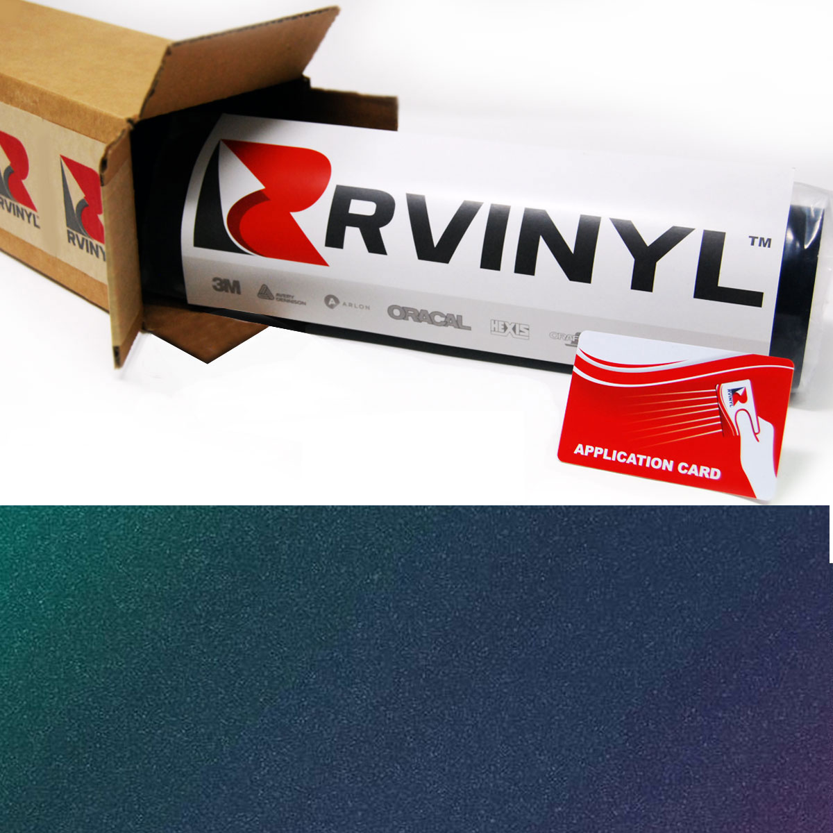 Satin Lightning Ridge ColorFlow Avery SW900 Supreme Wrapping Film