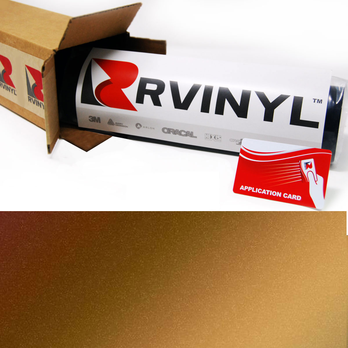 Satin Rising Sun ColorFlow Avery SW900 Supreme Wrapping Film