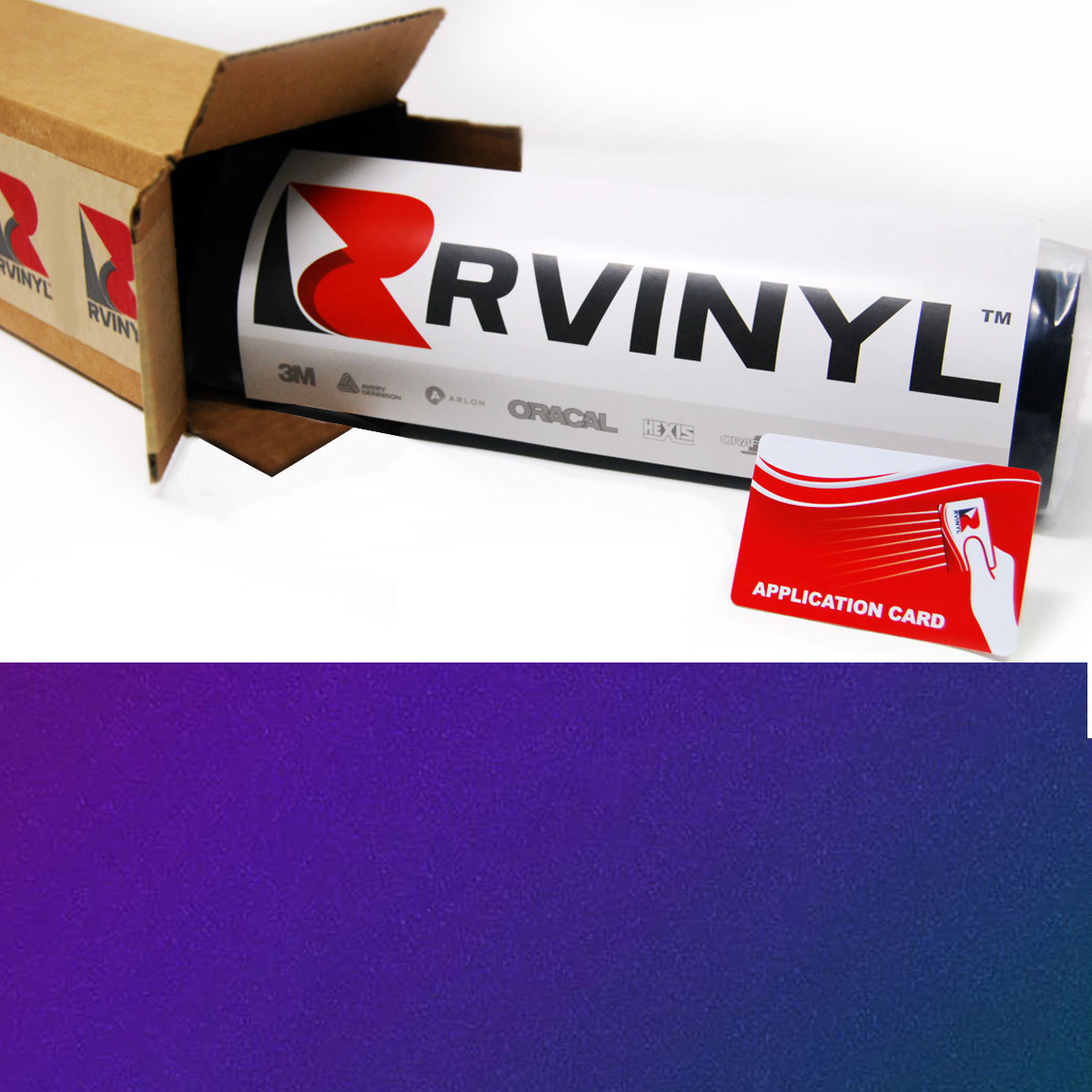 Satin Rushing Riptide ColorFlow Avery SW900 Supreme Wrapping Film
