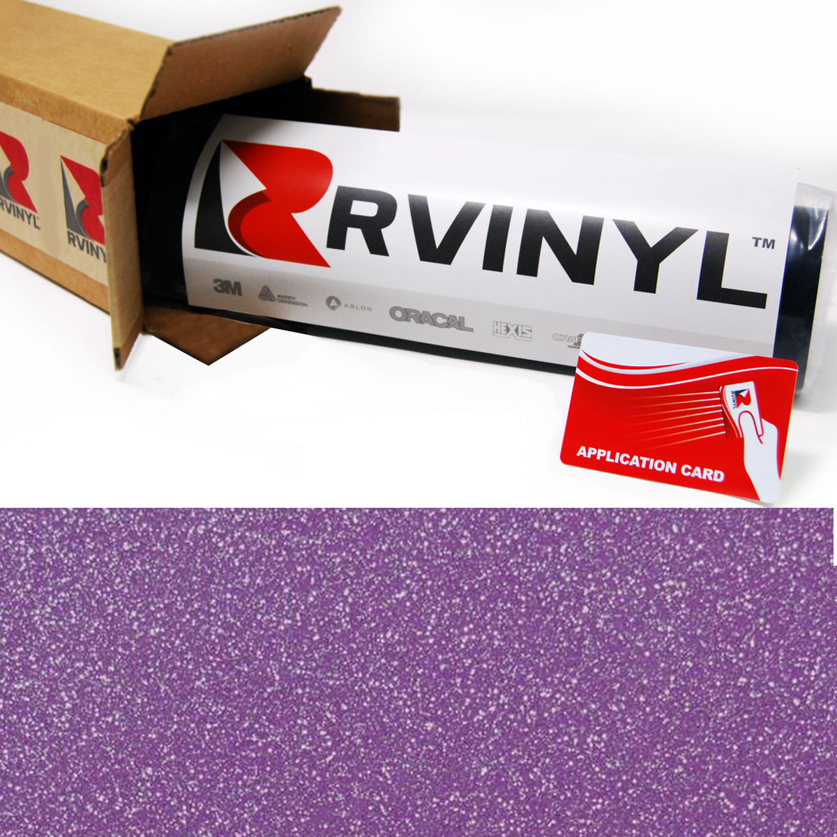 Gloss Diamond Purple Avery SW900 Supreme Wrapping Film