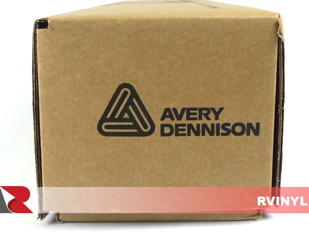 Avery Dennison Heavy Duty Window Film Shipping Box