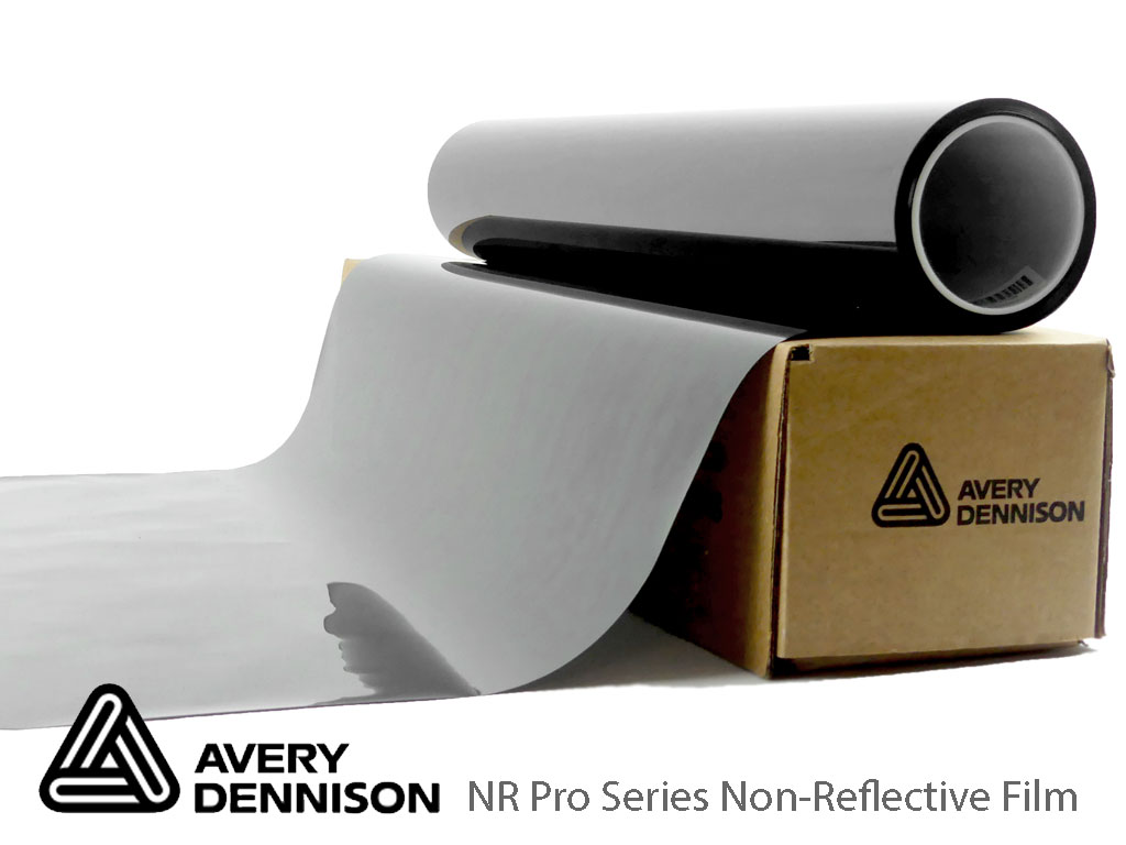 Avery NR Pro Window Tint