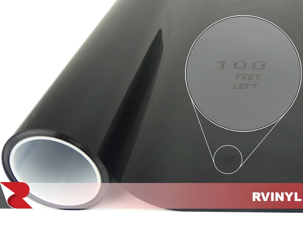 Avery Dennison Auto Window Tint Linear Foot Markings