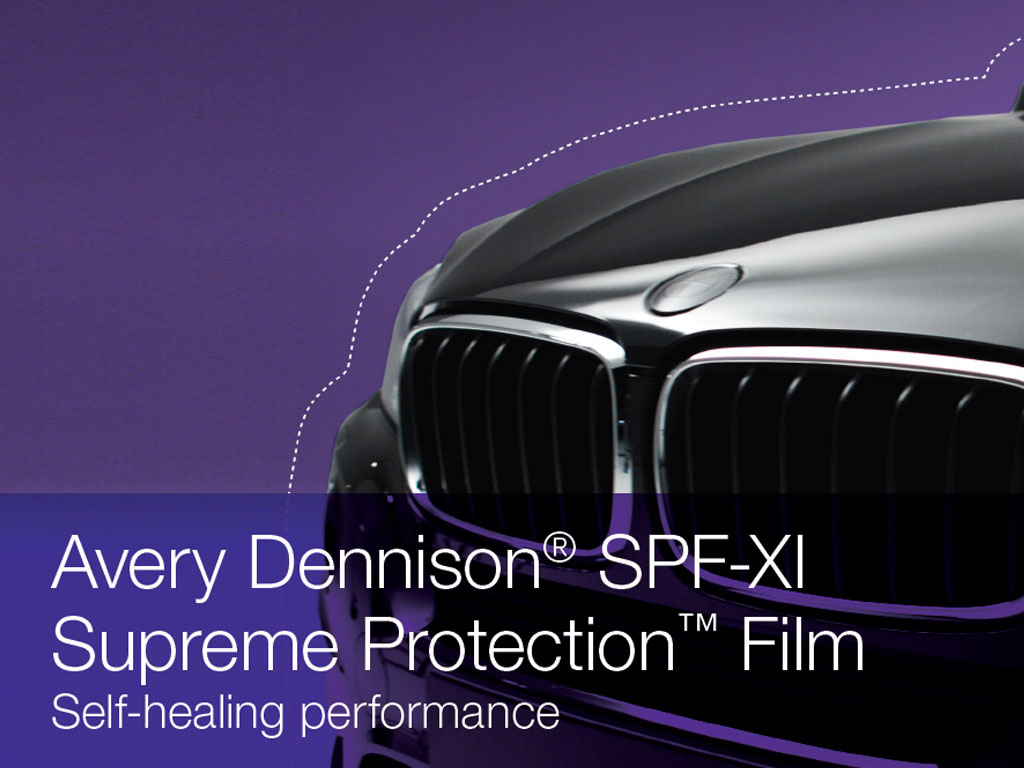 Avery Dennison SPF-XI-Supreme Paint Protection Film