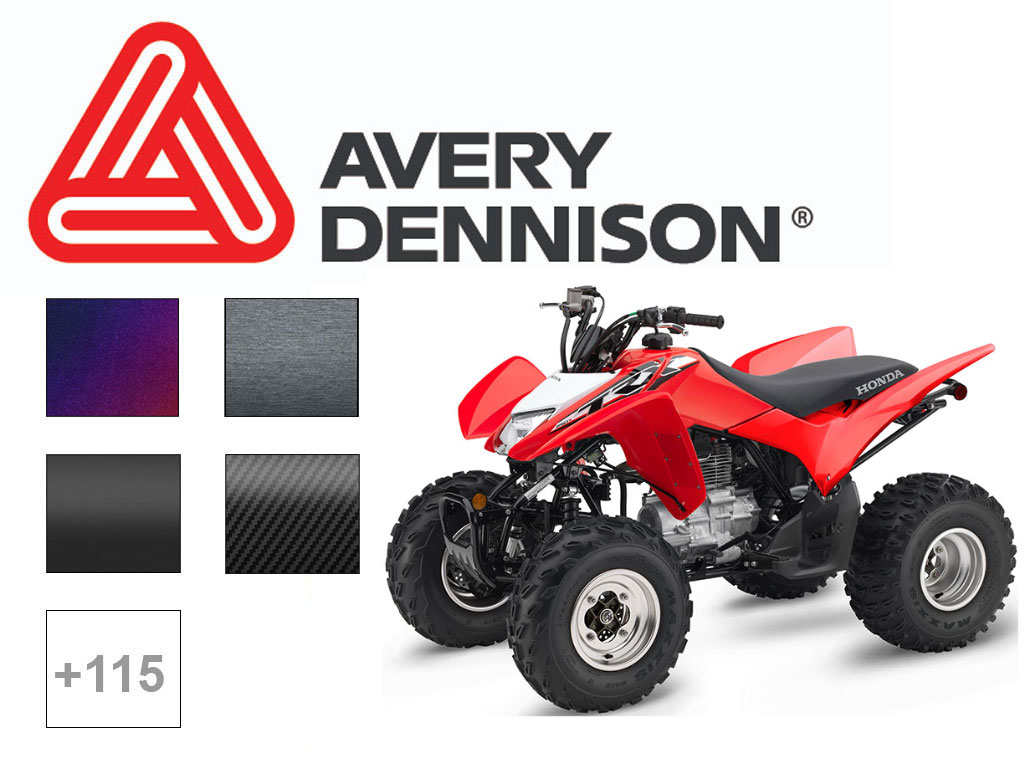 Avery SW900 ATV Vinyl Wrap Film