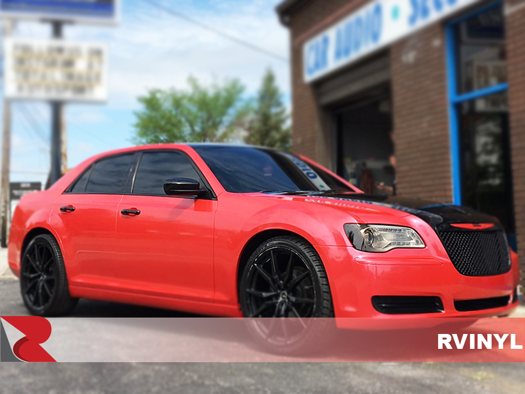Gloss Red Pearl Avery Dennison Wrap Sw900 Supreme Wrapping Film