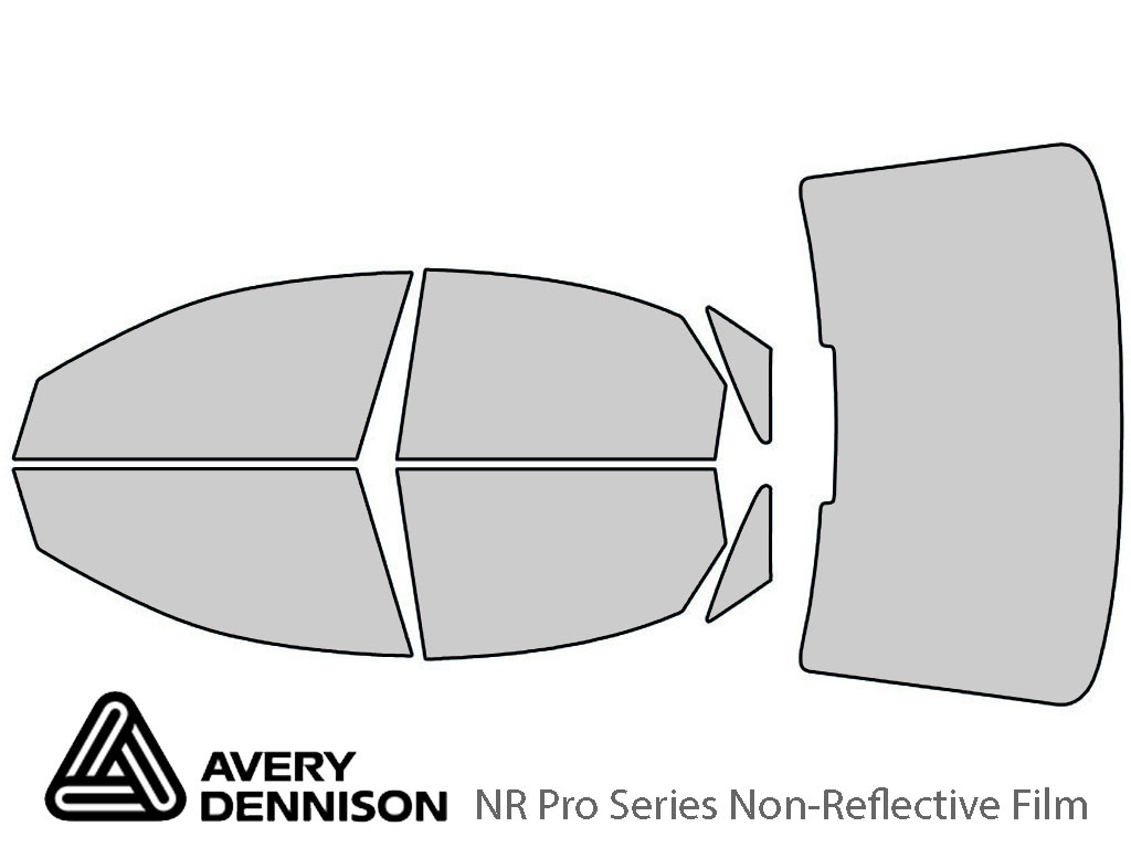 Avery Dennison Audi S8 2013-2020 NR Pro Window Tint Kit