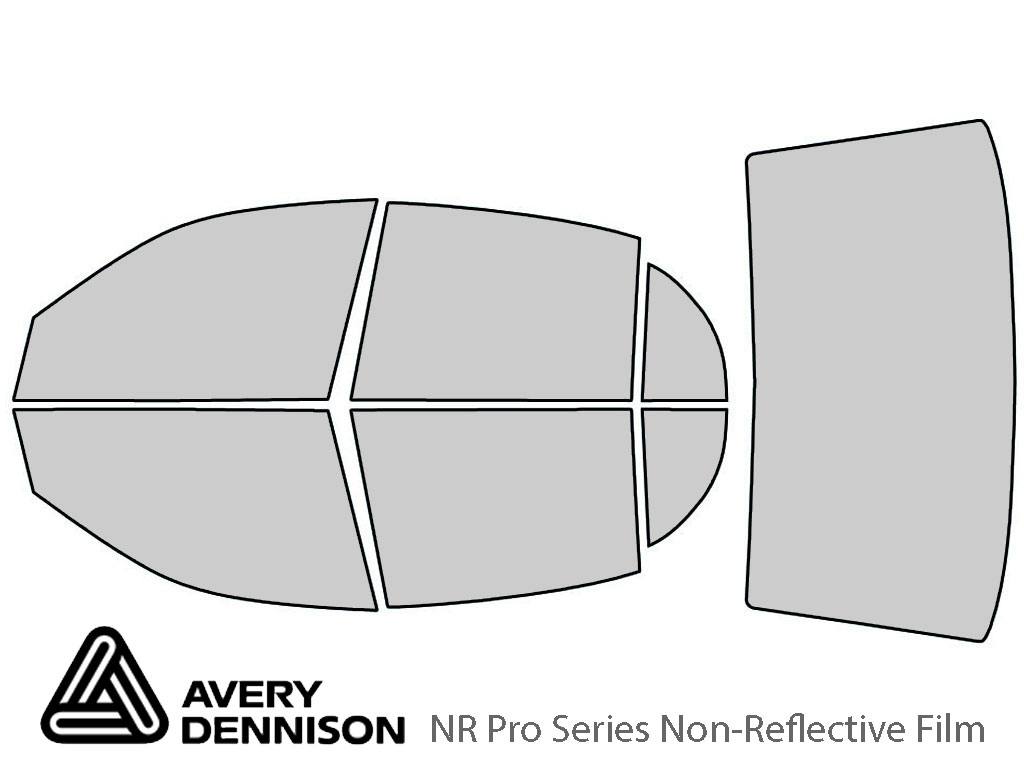 Avery Dennison Buick Park Avenue 1997-2005 NR Pro Window Tint Kit