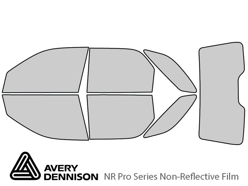 Avery Dennison Buick Rendezvous 2002-2007 NR Pro Window Tint Kit