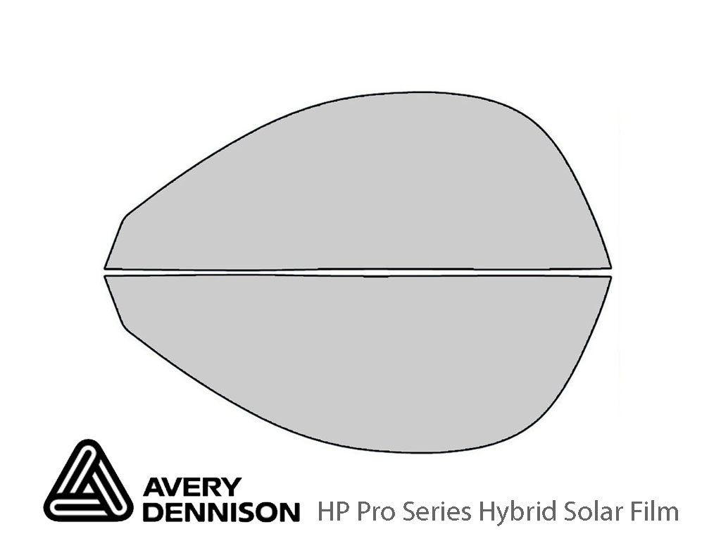 Avery Dennison Chevrolet SSR 2003-2006 HP Pro Window Tint Kit