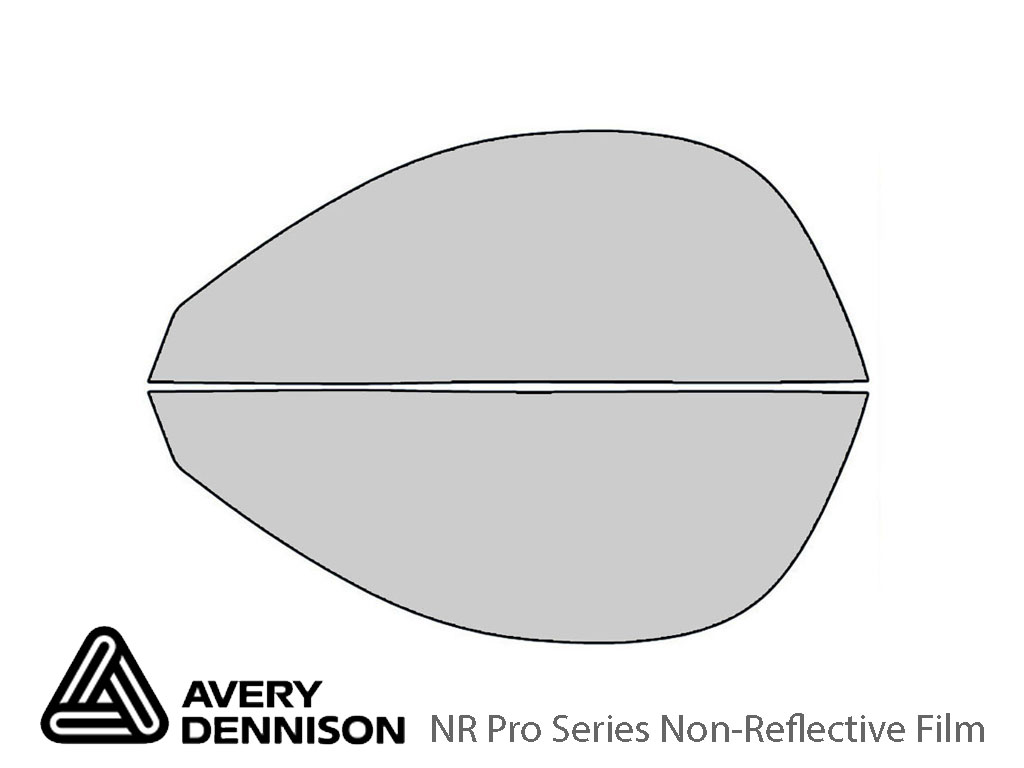 Avery Dennison Chevrolet SSR 2003-2006 NR Pro Window Tint Kit